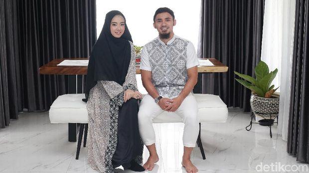 LIndswell dan suami, Achmad Hulaefi