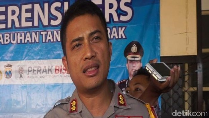 Kapolres Pelabuhan Tanjung Perak, AKBP Antonius Agus Rahmanto