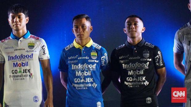 Persib Bandung Resmi Rilis 31 Pemain Jelang Liga 1 2019