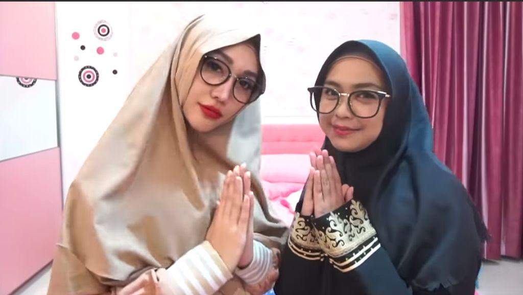 Begini Penampilan Lucinta Luna Pakai Hijab!