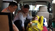 Kena Strok di Arab, WNI Misterius Dirawat RSUD Al Ihsan Bandung