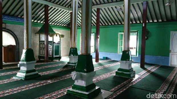 Masjid An Nuur di Purwodadi, Purworejo
