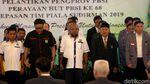 Borongan, 8 Pengurus Provinsi PBSI Dilantik Wiranto di Jakarta