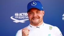 Kualifikasi GP Spanyol: Bottas Rebut Pole, Mercedes Start 1-2