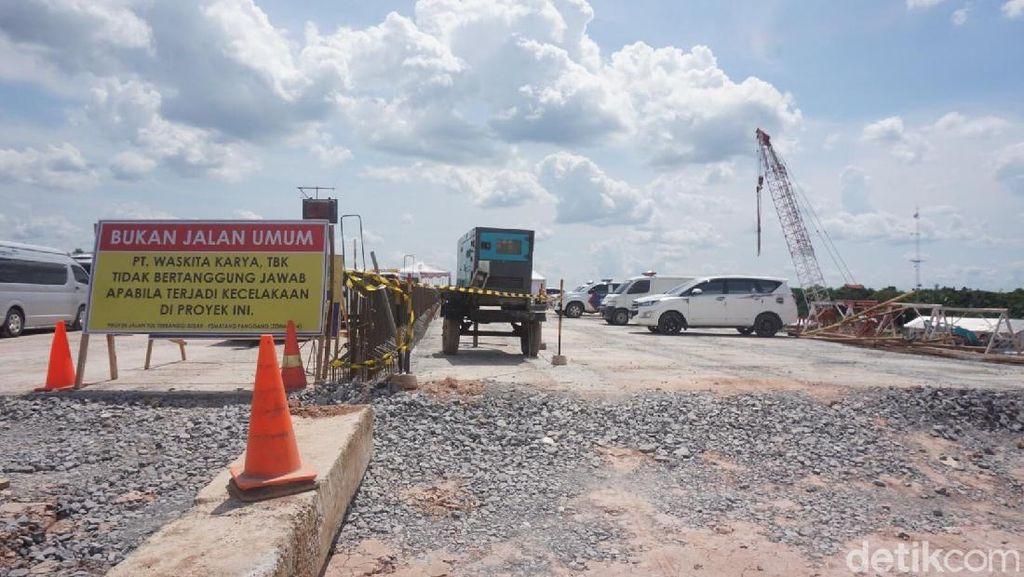 Pemda Diajak Perbaiki Jalan Rusak Selepas Exit Tol Trans Sumatera