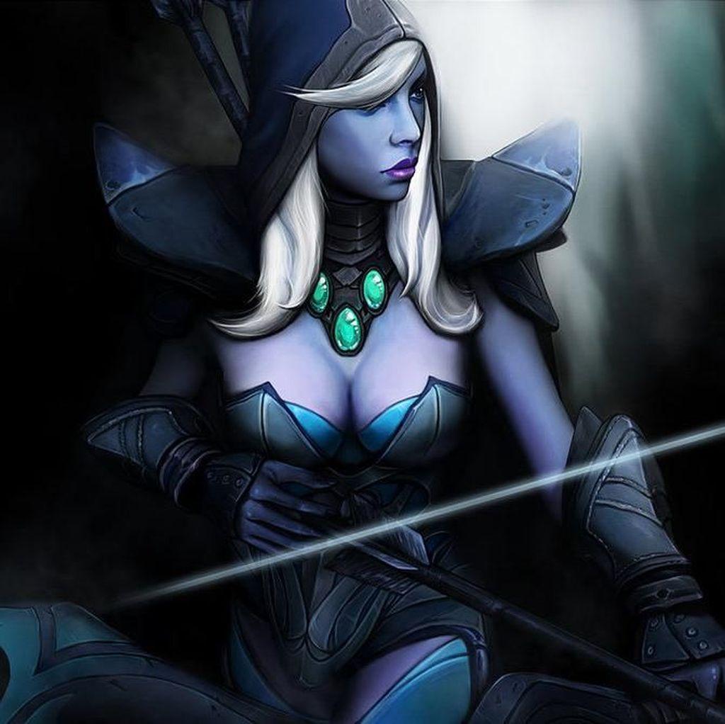 Panduan Hero Dota 2: Drow Ranger