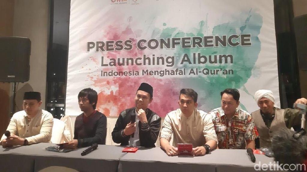 Rilis saat Ramadhan, Album Indonesia Menghafal Al-Quran Gandeng Musisi Top
