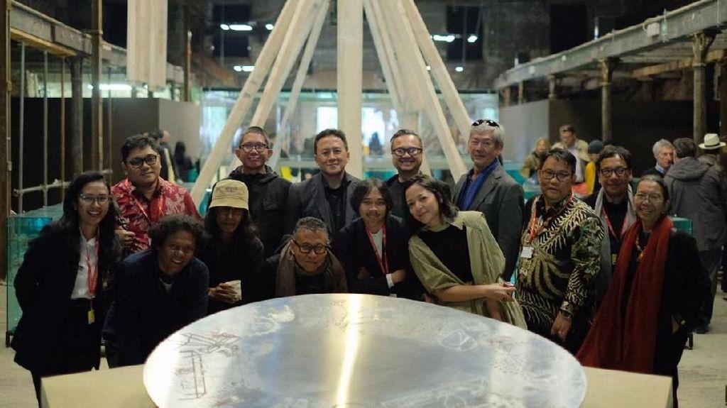Indonesia Berkibar di Venice Art Biennale 2019