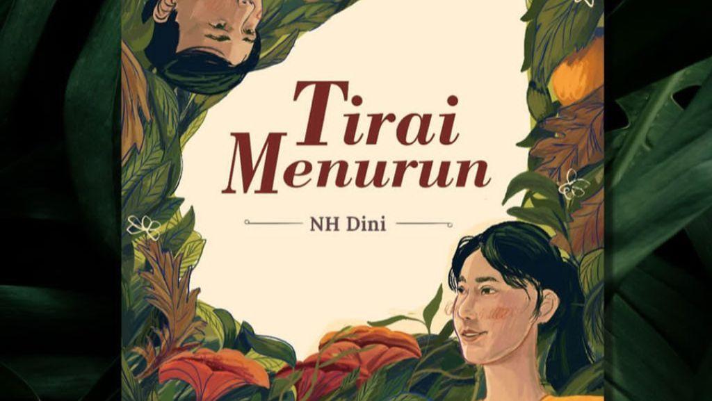 Novel Nh Dini Tirai Menurun Bakal Sapa Pembaca Lagi Juni 2019