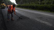 Pelebaran Jalan Nasional untuk Kenyamanan Pemudik