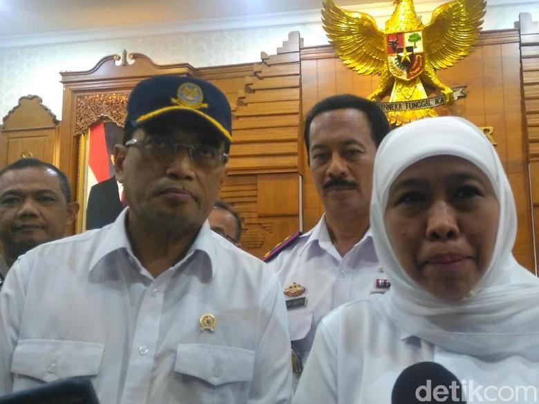 Khofifah: 7,12 Juta Warga Jawa Timur Diprediksi akan Mudik