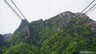 Gunung Seorak di Korea Selatan yang Indah, Dulu Berdarah-darah