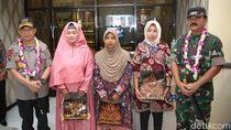 Kapolri dan Panglima TNI Beri Tali Asih Petugas yang Gugur di Pemilu 2019