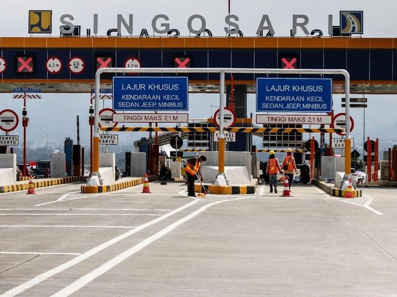 Belum Ada SK Menteri, Tol Pandaan-Malang Masih Gratis
