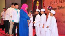 Buka Bersama Bareng, HIPMI Jatim dapat Pujian dari Gubernur Khofifah
