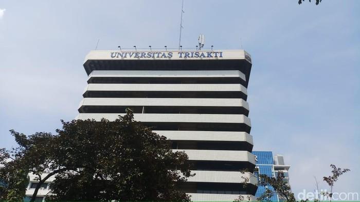 Universitas Trisakti (Farih Maulana/detikcom)