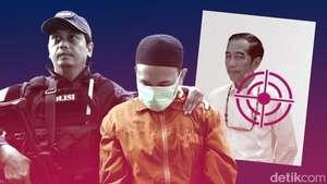 Geger Ancaman Penggal Jokowi