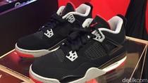 Sneakers Nike Air Jordan 4 OG Bred Hadir di Indonesia, Ini Istimewanya