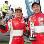Berlaga di Thailand, Rio Haryanto dan David Bawa Pulang Trofi