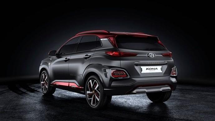 Hyundai Kona Edisi Iron Man