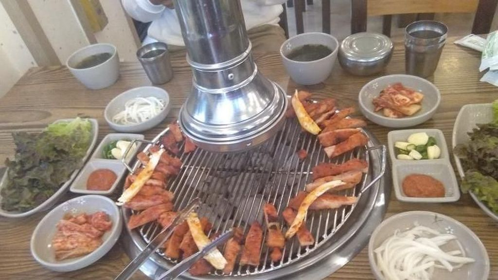 Wisata Kuliner Halal di Negeri Ginseng, Bisa!