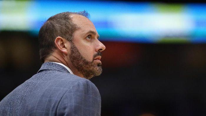 Frank Vogel jadi pelatih baru LA Lakers. (Foto: Jonathan Daniel / Getty Images)