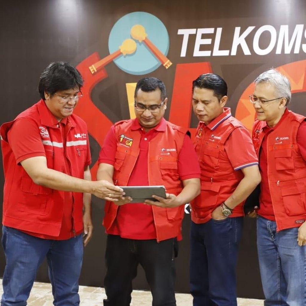 Telkomsel Perkuat Jaringan Internet Selama Ramadhan
