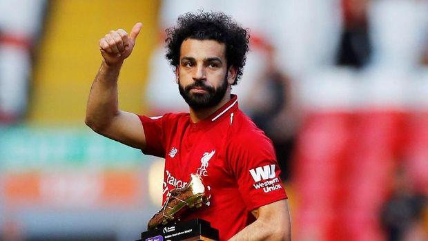 Mohamed Salah jadi buruan klub-klub besar sejak tampil di Liverpool.