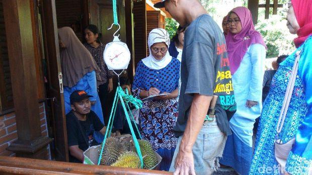 Musim Durian Segera Habis, Buruan Pesan Online untuk Buka Puasa