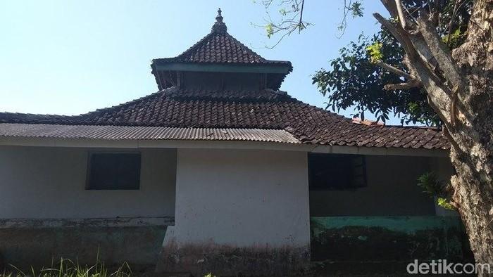 Masjid Tiban di Trasan, Bandongan, Magelang (Foto: Eko Susanto/detikcom)