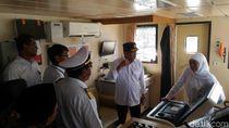 Antisipasi Lonjakan Penumpang di Madura, Menhub Serahkan Kapal Perintis