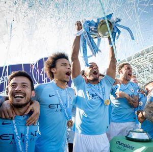 Man City: Rival-Rival Cemburu dan Iri dengan Sukses Kami