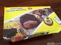 Pak Kris: Pedas Mantap Cumi Hitam Gaya Madura Dicocol Saus Mangga