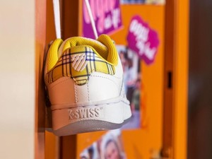 So 90s! K-Swiss Rilis Sneakers Bertema Film Clueless