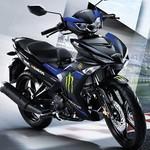 Yamaha MX King 150 Dapat Livery Monster Energy ala Rossi
