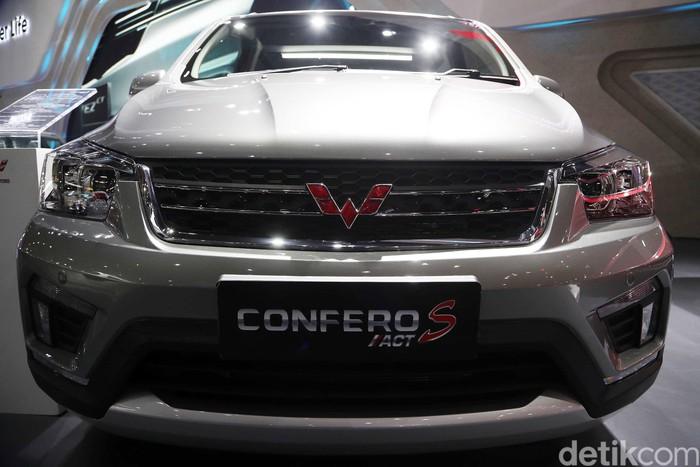 Test Drive Wuling Confero-S