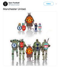 Kalah Memalukan, Manchester United Dikecam Netizen