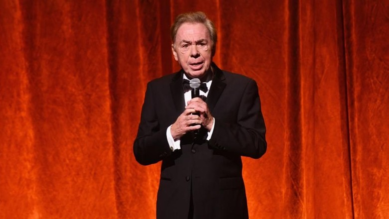 Andrew Lloyd Webber Foto: Noam Galai/Getty Images for American Theatre Wing