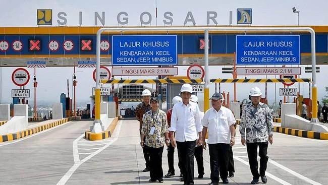 Tol Pandaan-Malang Sudah Dibuka, Tarif Masih Gratis