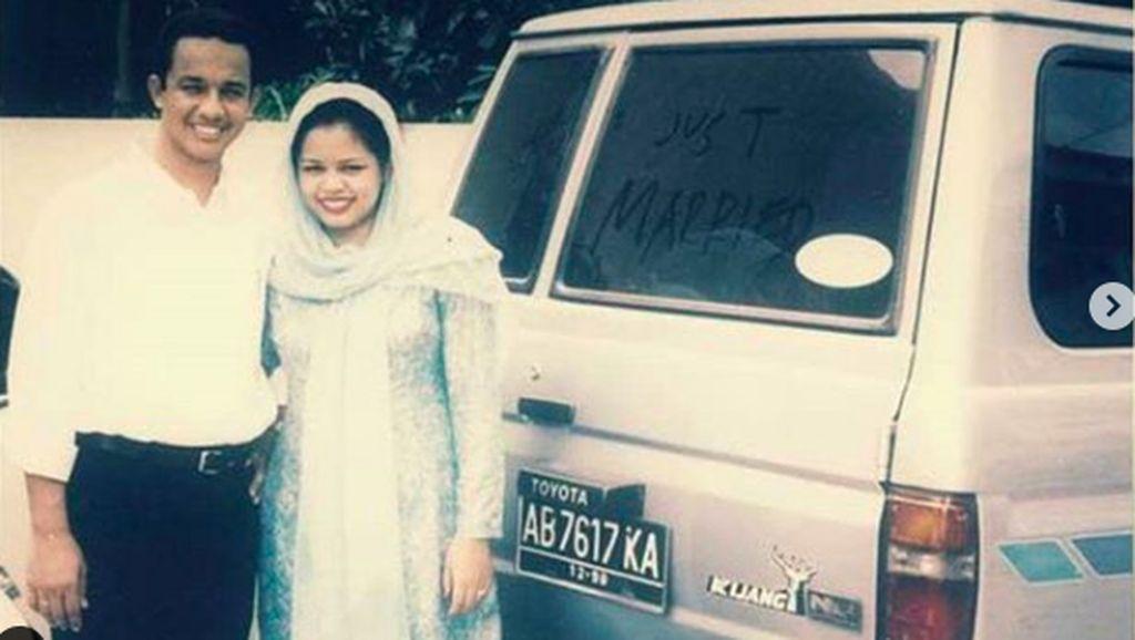 Toyota Kijang Saksi Bisu Pernikahan Anies Baswedan