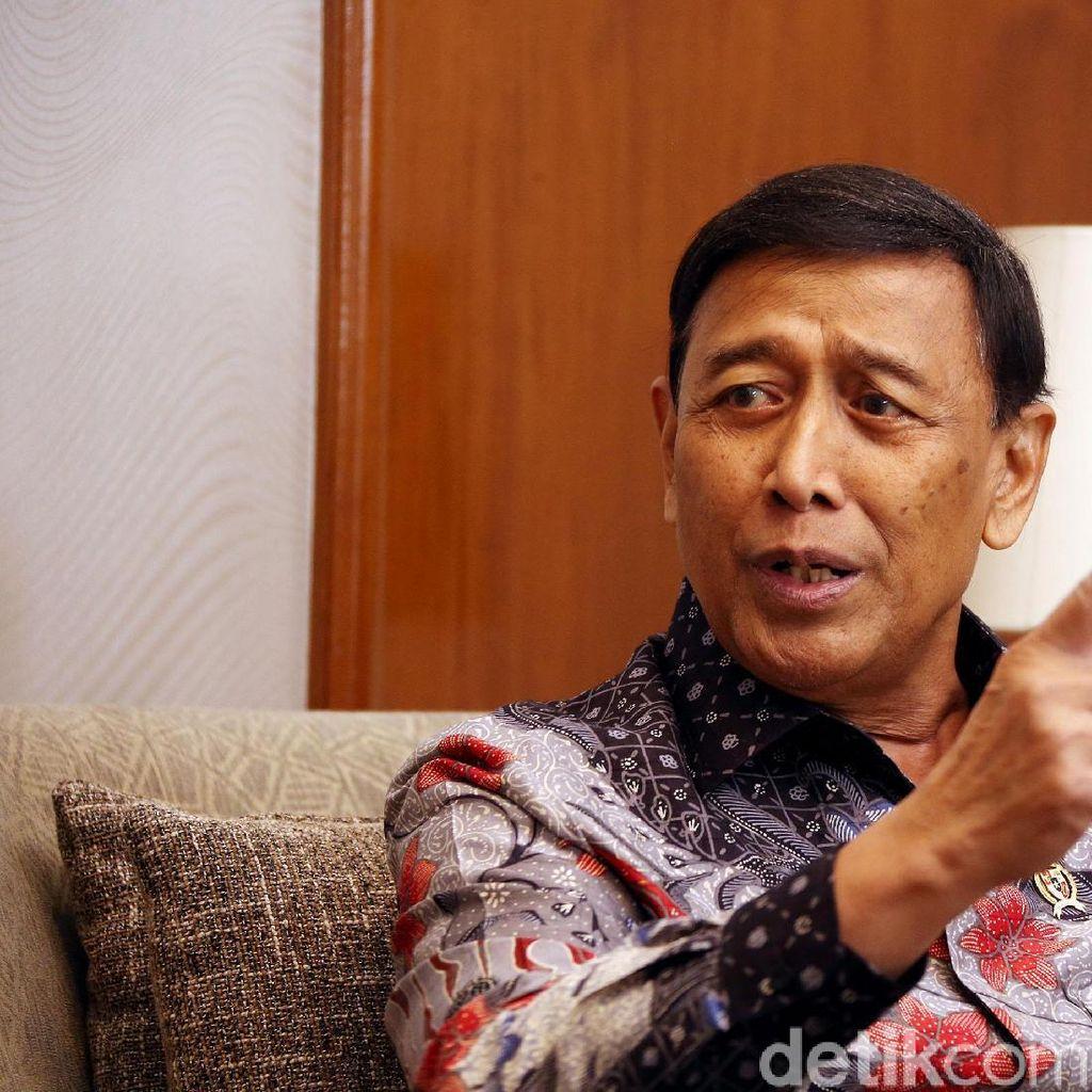 Wiranto: Pernyataan Prabowo Bagus, Saya Hormat Jika Diikuti Pendukungnya