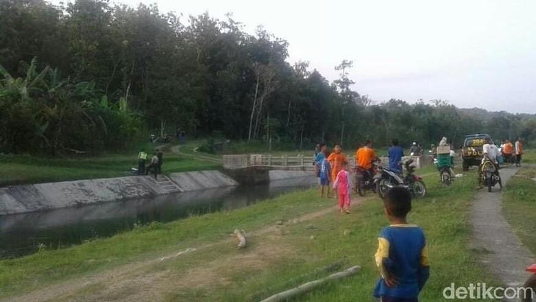 Hanyut di Sungai, 1 Anak di Kebumen Tewas, 2 Lainnya Hilang