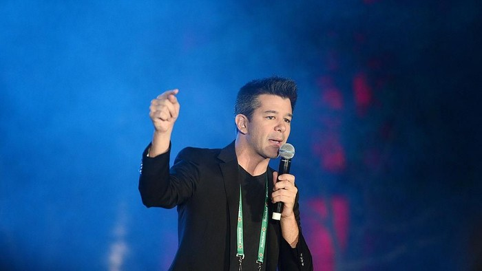 Travis Kalanick. Foto: Getty Images