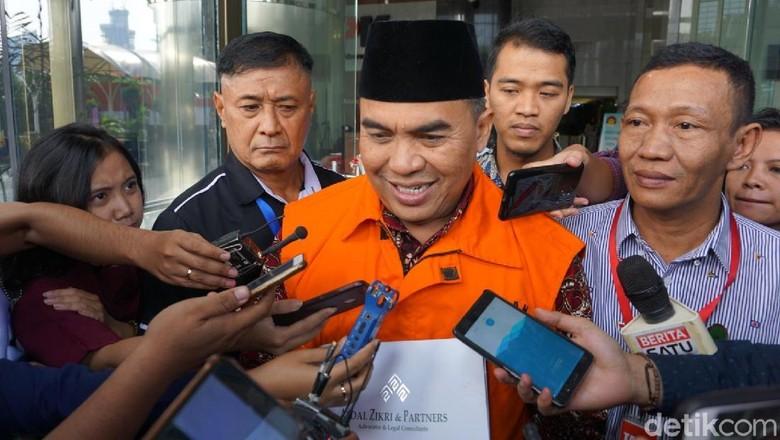 KPK Tahan Bupati Jepara Terkait Suap Hakim PN Semarang