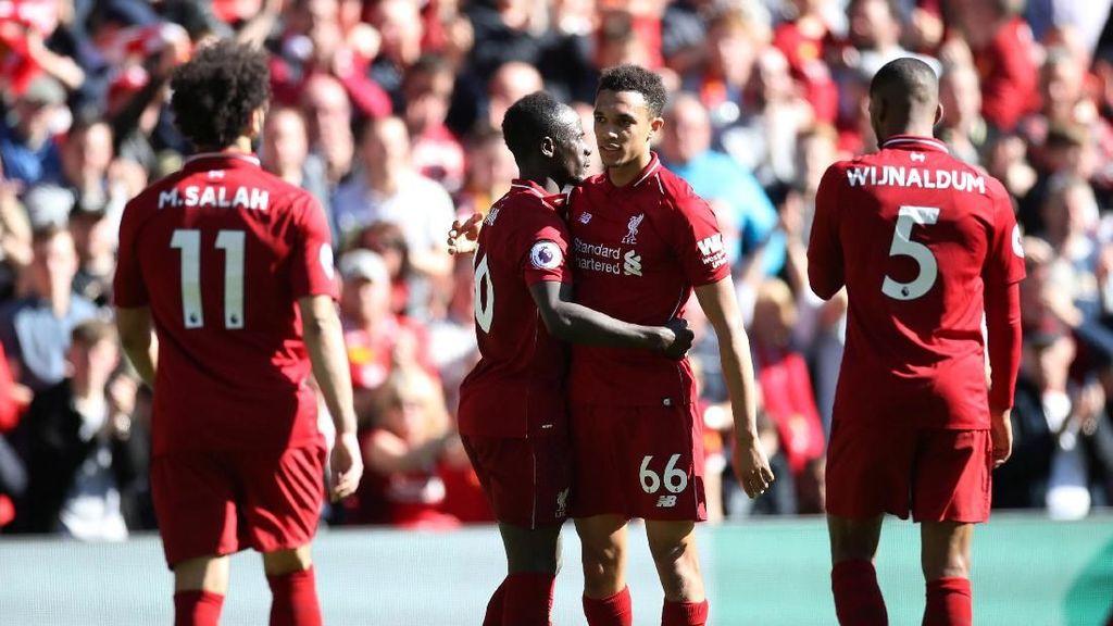 Semoga Liverpool Tak Kehilangan Pemain-Pemain Kunci
