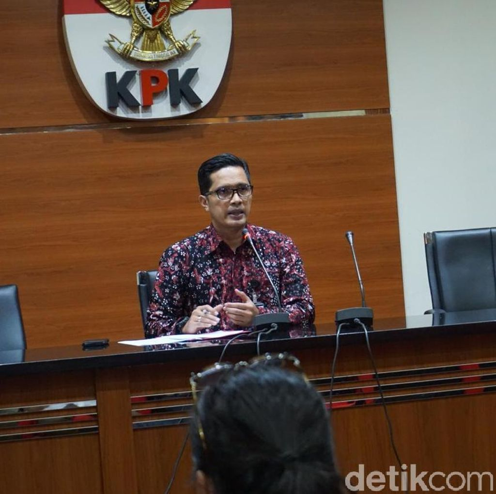 Kasus Korupsi Kapal, KPK Geledah 3 Lokasi Termasuk Rumah Pejabat KKP