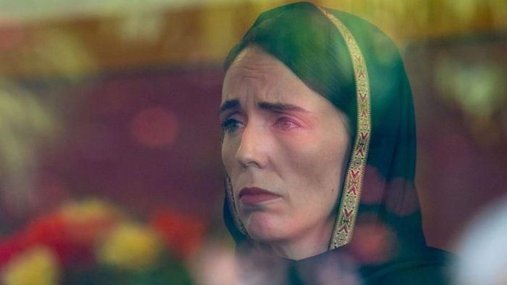 Terkejut, PM Jacinda Ardern Tak Sengaja Lihat Video Serangan Christchurch
