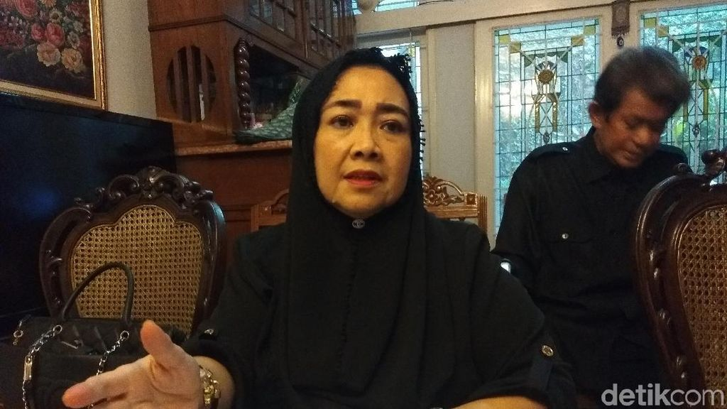 Rachmawati: Yang Makar Bukan Kivlan Zen, tapi Megawati di Era Gus Dur