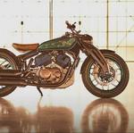 Royal Enfield Bobber 838 cc Bakal Disapa Meteor