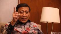 Wiranto soal Pejabat Diancam Dibunuh: Tunggu Proses Hukum!